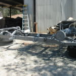 Automotive sandblasting in Chico CA 9