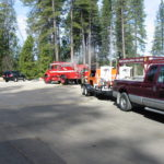 Fire restoration sandblasting for Cal Fire in California 13