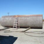 Industrial painting and sandblasting in Sacramento California 8